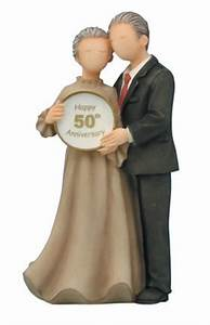 50th wedding anniversary 5 inch couple porcerein figurine With 50th wedding anniversary figurines