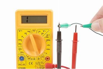 Basic Electronics Skills Continuity Test Voltage Multimeter