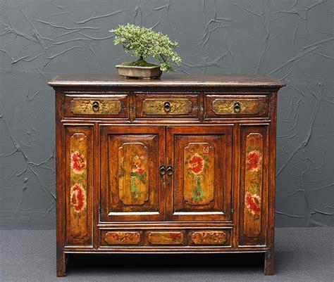 Asiatische Möbel Antike Sideboards, Anrichten Und