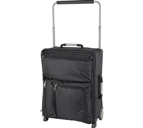 it cabin bag buy it world s lightest 2 wheel cabin charcoal at