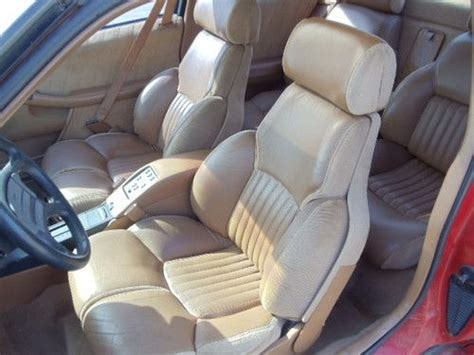 airbag deployment 1990 pontiac grand prix turbo on board diagnostic system buy used 1990 pontiac grand prix mclaren coupe 2 door 3 1l in garland texas united states