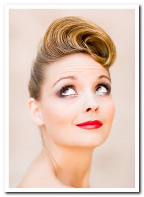 1950s Womens Hairstyles by 1950 Hairstyles For