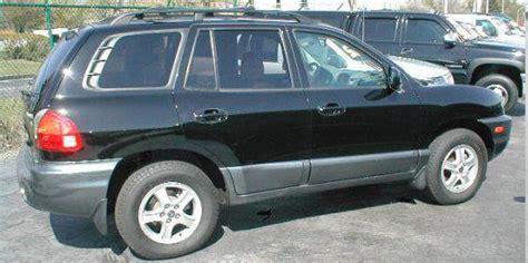 how to work on cars 2003 hyundai santa fe engine control dezmembrez hyundai santa fe 2003 diesel suv 16 septembrie 2012 dezmembrari ro 17988