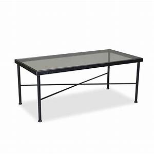 black wrought iron patio coffee table coffee table With black metal outdoor coffee table