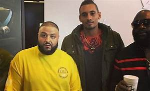 So DJ Khaled Hung Out With Nick Kyrgios Yesterday, Maybe ...