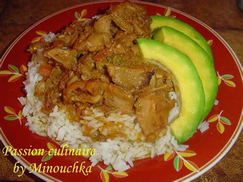recette cuisine antillaise de cuisine antillaise 28 images fricass 233 de lambi
