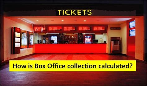 Office In A Box by How Is Box Office Collection Calculated