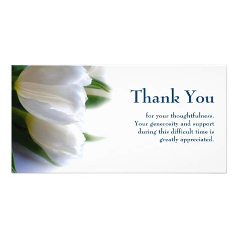 Thank You Quotes For Sympathy Cards