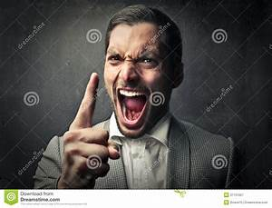 Angry Man Royalty Free Stock Photography - Image: 31131007