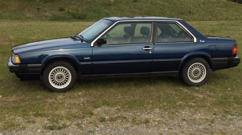 1989 Volvo 780 Bertone Turbo Coupe