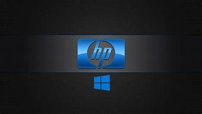 Windows Hp Dark Background Oem Laptops 3d