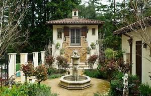 An Italian Villa, Carmel, California - Mediterranean