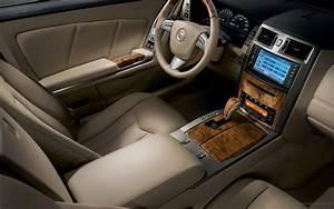 2009 Cadillac XLR Interior Wallpaper HD Car Wallpapers