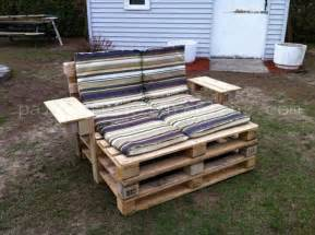 diy pallet chair collection pallet furniture plans