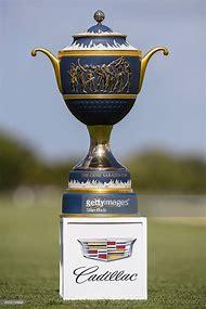 World Golf Championship Trophy