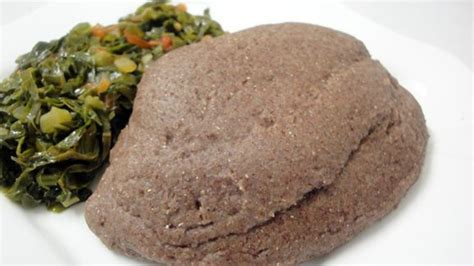 traditional zimbabwean sadza rezviyo millet zimbabwean