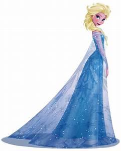 Frozen: Elsa Clip Art Oh My Fiesta! in english