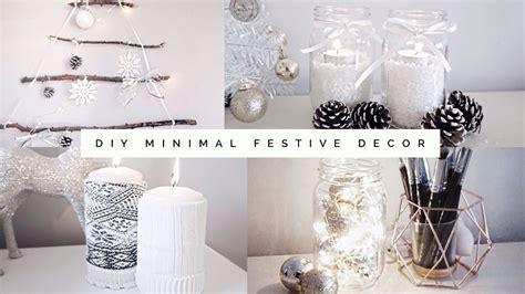 diy minimal aesthetic festive room decor  pinterest