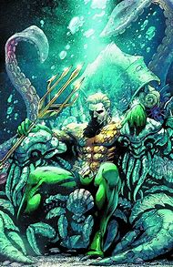 Death of a King Aquaman