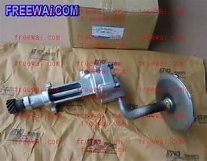 Oil Pump For Isuzu 4jg2 C240 4ja1 8