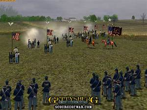 Demos PC Scourge Of War Gettysburg Demo V13 MegaGames