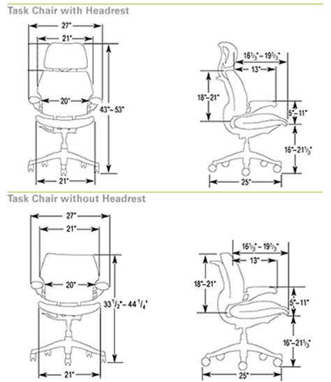 Desk Chair Size by Shop Humanscale Freedom Chairs Popular Configurations