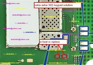 Nokia Asha 302 Keypad Not Working Problem