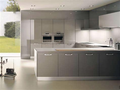 fotos de cocinas de color gris
