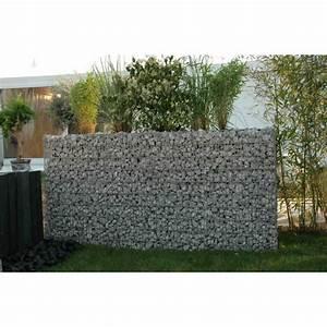 Kit A Gabion : gabion jardini re rectangulaire ~ Premium-room.com Idées de Décoration