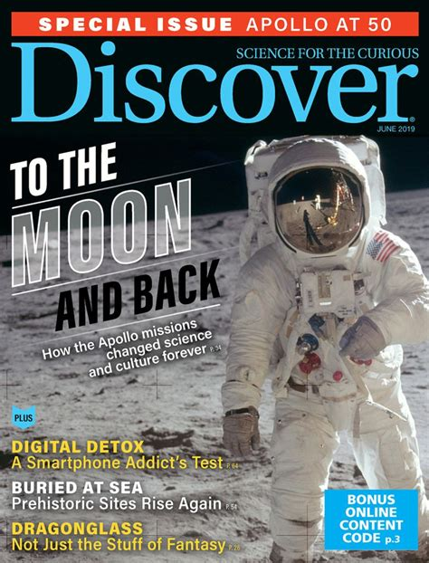 Discover Magazine - DiscountMags.com