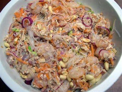 cuisine vietnamienne facile recette de salade vietnamienne