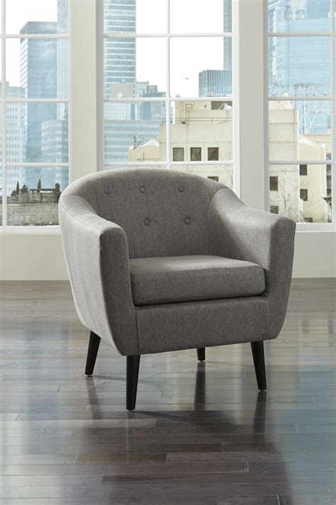 klorey   ashley accent chair  ashley barrel