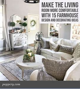 Make, The, Living, Room, More, Comfortable, With, 15, Farmhouse