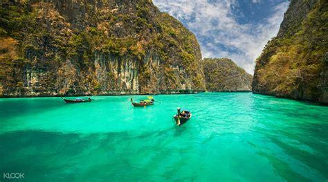 Krabi To Phi Phi Island Day Tour By Speedboat