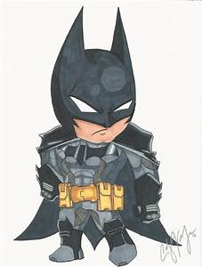 Chibi Batman by Mistaj27 on DeviantArt