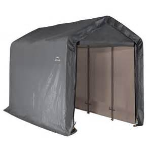 shelterlogic sheds fabric storage shed kits