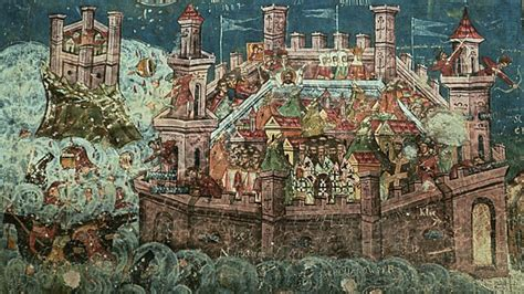 Bbc Radio 4  In Our Time, Constantinople Siege And Fall