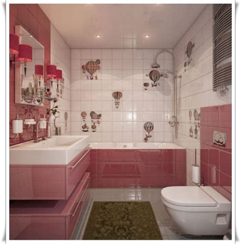 Modern Pink Tile Bathroom by 30 Bathroom Ideas That Will Make Your To
