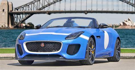 jaguar  type project  arrives  australia caradvice