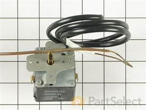 Electric Oven Thermostat Wpy00206900