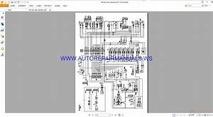 Doosan Dump 450 Opt For Cummins Truck Electrical Wiring Diagrams Schematics Manual