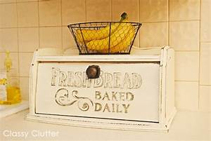 Free Wood Bread Box Plans - WoodWorking Projects & Plans