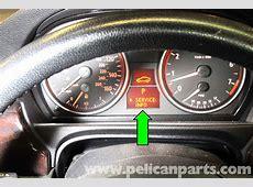 BMW E90 Condition Based Service Explained E91, E92, E93