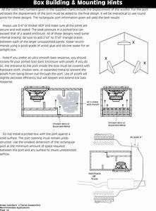 Kicker Solo Baric L7 10 Wiring Diagram