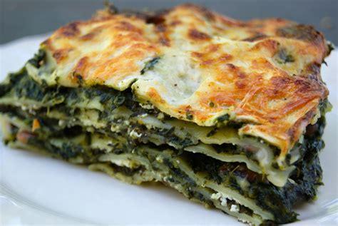 cuisine vegetarienne lasagnes chèvre épinards la p 39 tite cuisine de pauline