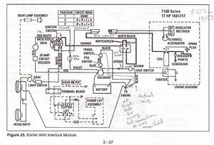 Simplicity Lawn Mower Wiring Diagram
