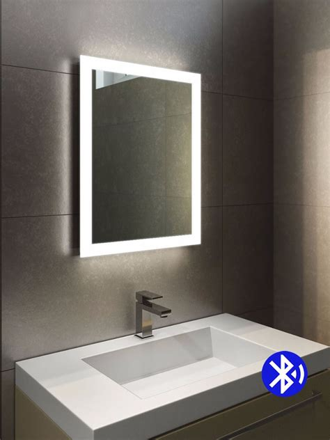 led lights behind bathroom mirror audio halo tall led light bathroom mirror light mirrors
