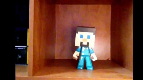Steve Diamond Armor Toy