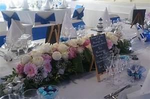 Mariage Theme Mer : mariage theme mer decoratrice mariage festidomi ~ Nature-et-papiers.com Idées de Décoration