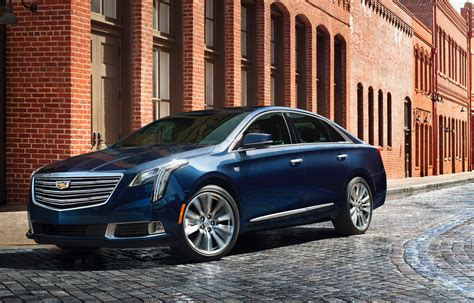 2018 Cadillac Xts Revealed, Vsport Gets 306kw Twinturbo